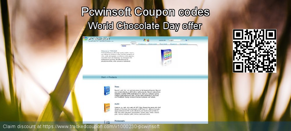 Pcwinsoft Coupon discount, offer to 2019 Student deals