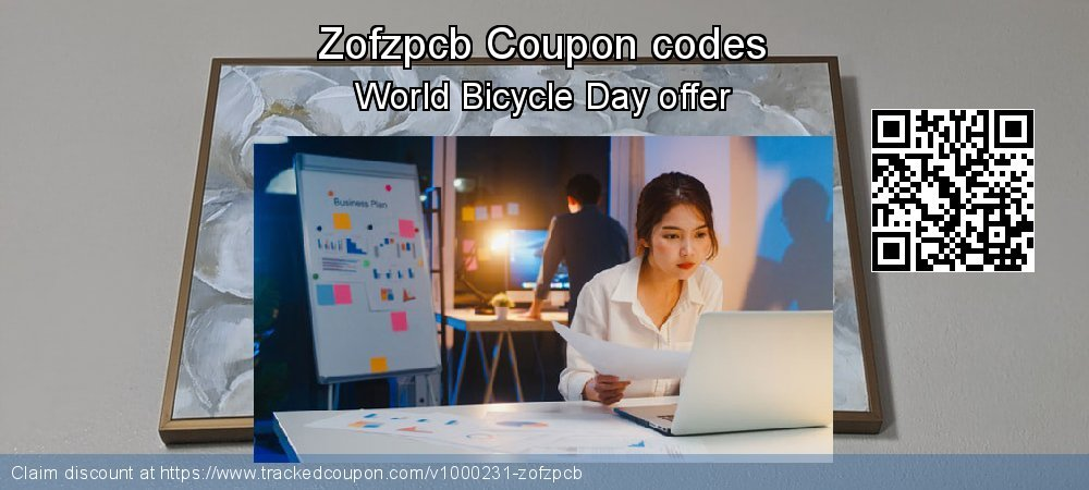 Zofzpcb Coupon discount, offer to 2020 Happy New Year