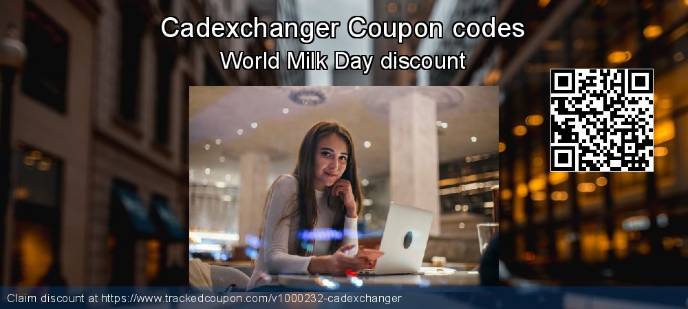 Cadexchanger Coupon discount, offer to 2021