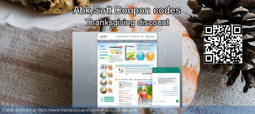 Abk Soft Coupon discount, offer to 2020