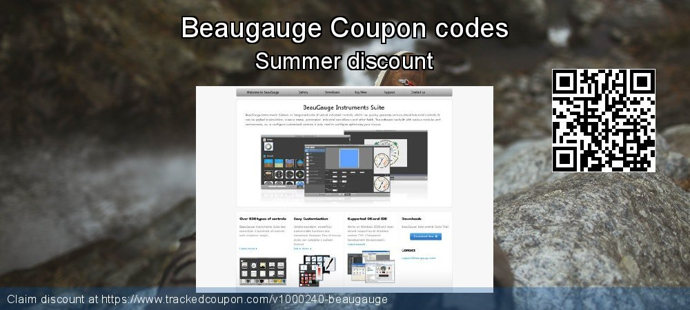 Beaugauge Coupon discount, offer to 2020