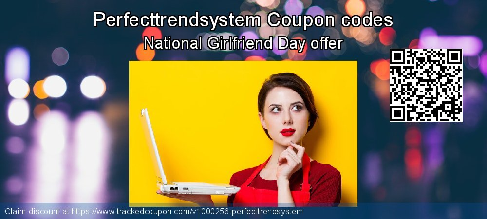 Perfecttrendsystem Coupon discount, offer to 2019 4th of July