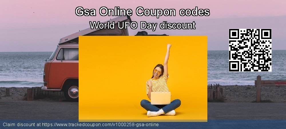 Gsa Online Coupon discount, offer to 2020 Happy New Year