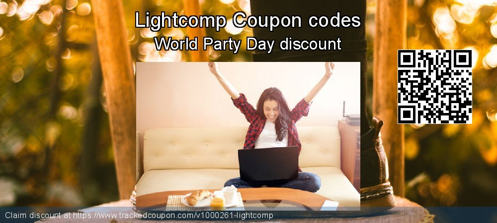 Lightcomp Coupon discount, offer to 2021