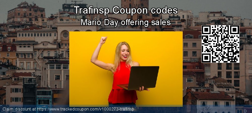 Trafinsp Coupon discount, offer to 2021