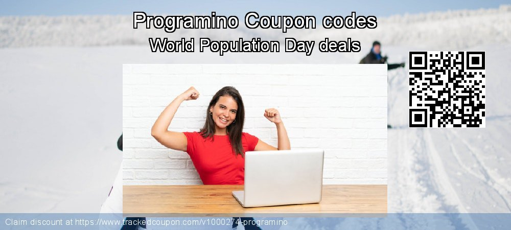 Programino Coupon discount, offer to 2019 Mid-year