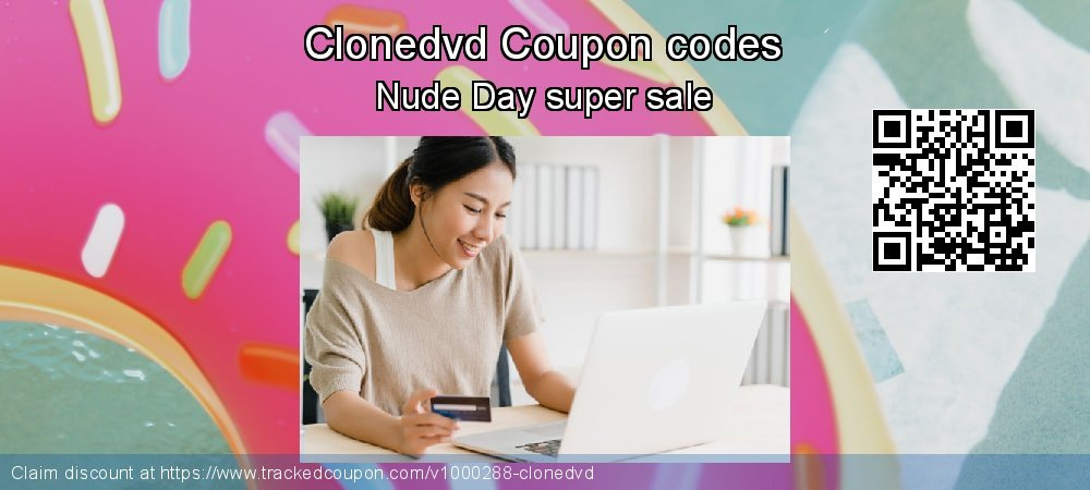 Clonedvd Coupon discount, offer to 2020 Happy New Year