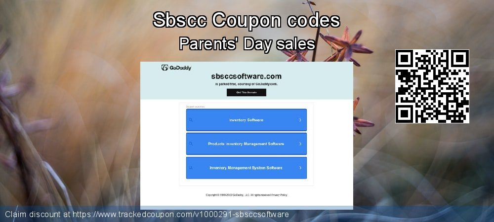 Sbscc Coupon discount, offer to 2019 Exclusive Student discount