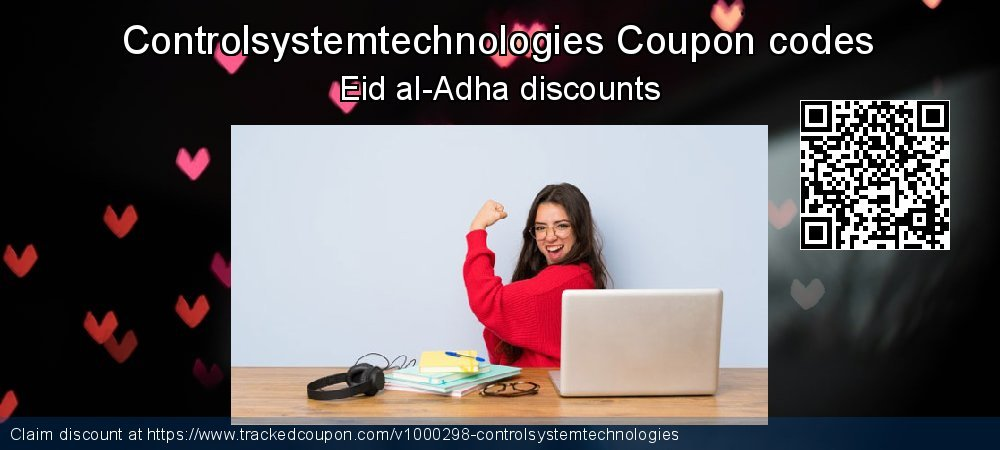 Controlsystemtechnologies Coupon discount, offer to 2019 July 4th