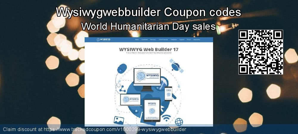 Wysiwygwebbuilder Coupon discount, offer to 2019 Teacher deals