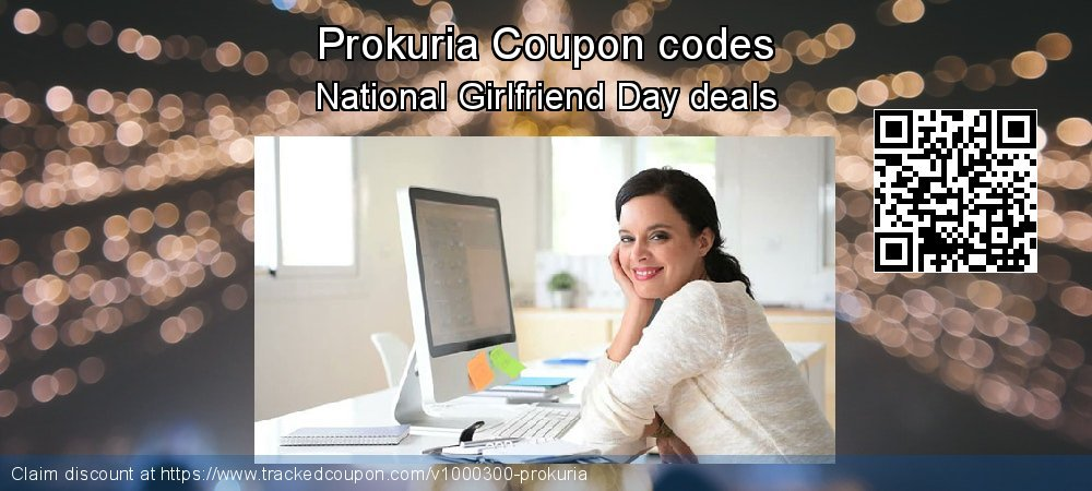 Prokuria Coupon discount, offer to 2021