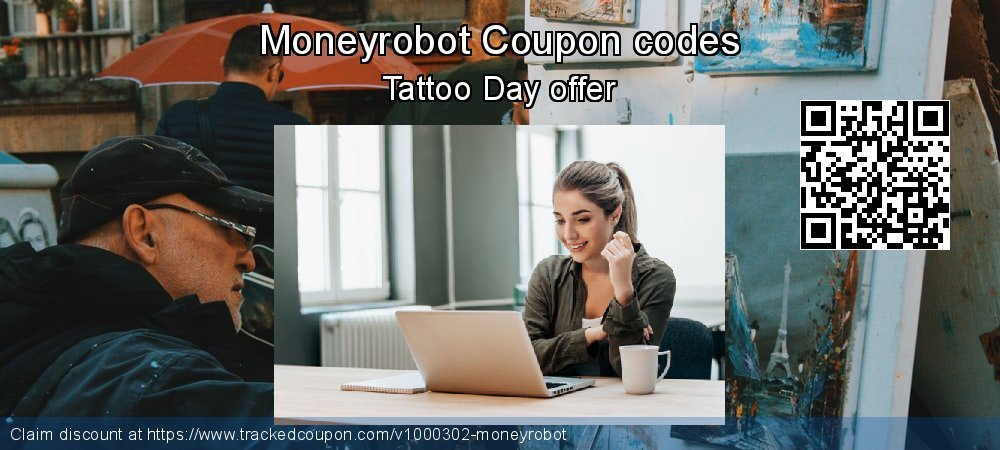 Moneyrobot Coupon discount, offer to 2019 Thanksgiving