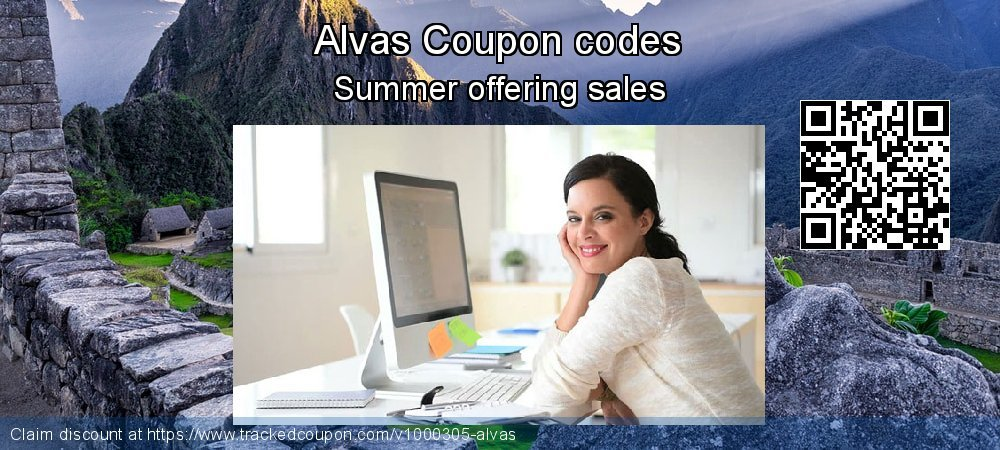 Alvas Coupon discount, offer to 2019 Thanksgiving