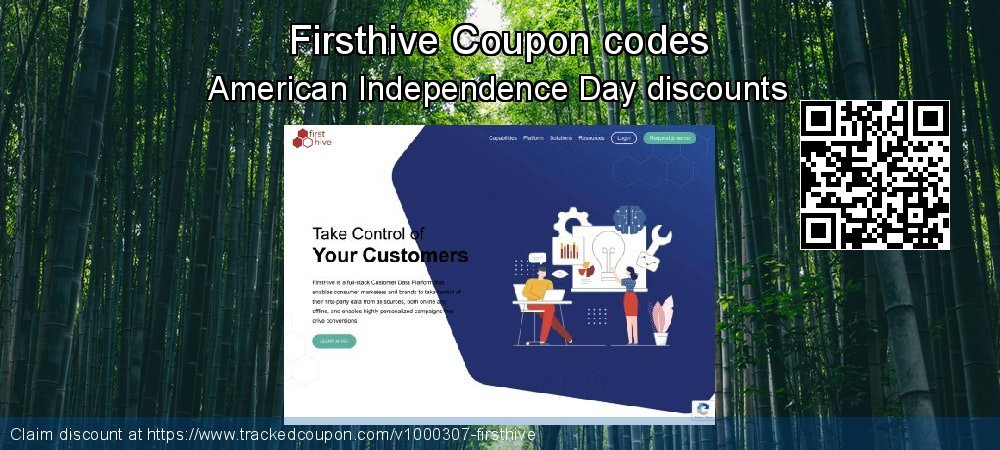 Firsthive Coupon discount, offer to 2020 Easter Sunday