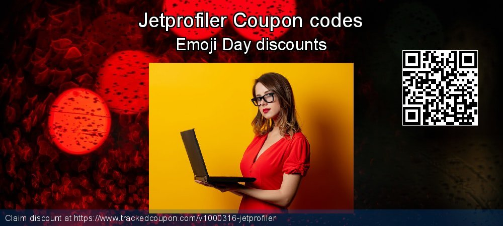 Jetprofiler Coupon discount, offer to 2020