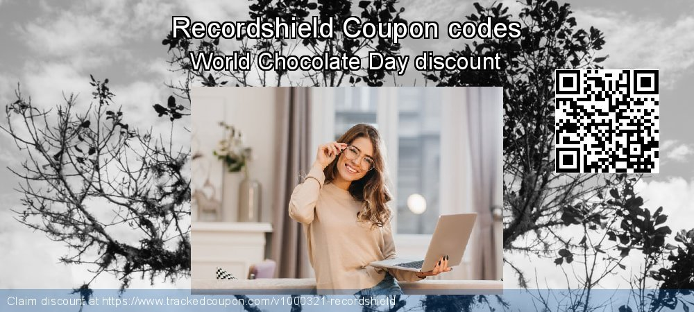 Recordshield Coupon discount, offer to 2020 New Year's Day