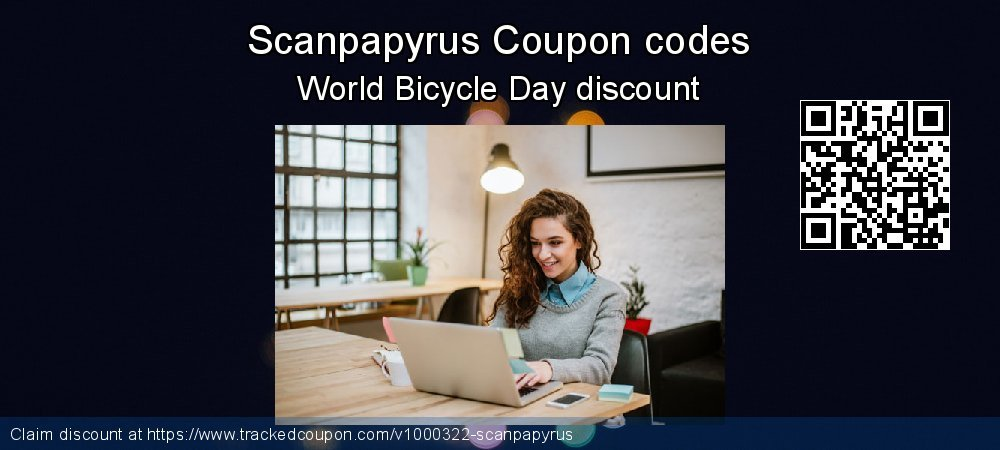 Scanpapyrus Coupon discount, offer to 2021