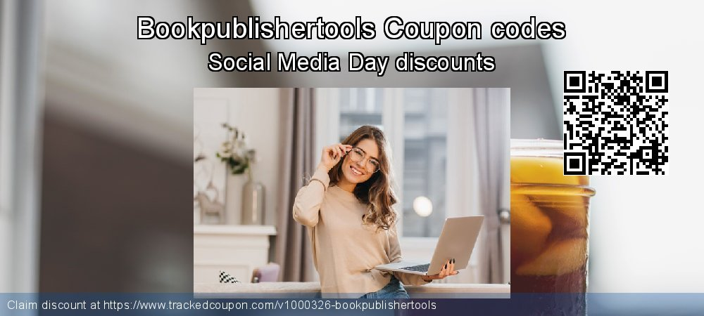 Bookpublishertools Coupon discount, offer to 2020
