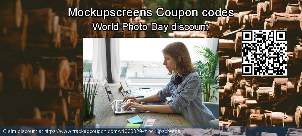 Mockupscreens Coupon discount, offer to 2019 Back to School offer