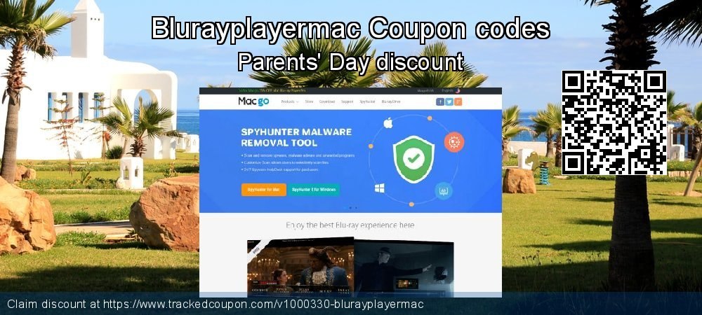 Blurayplayermac Coupon discount, offer to 2020 New Year's Day