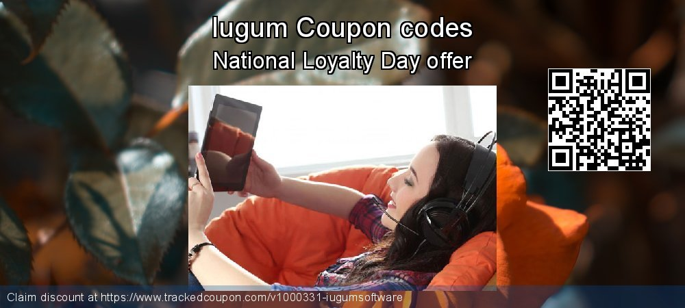 Iugum Coupon discount, offer to 2020