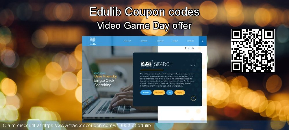 Edulib Coupon discount, offer to 2020