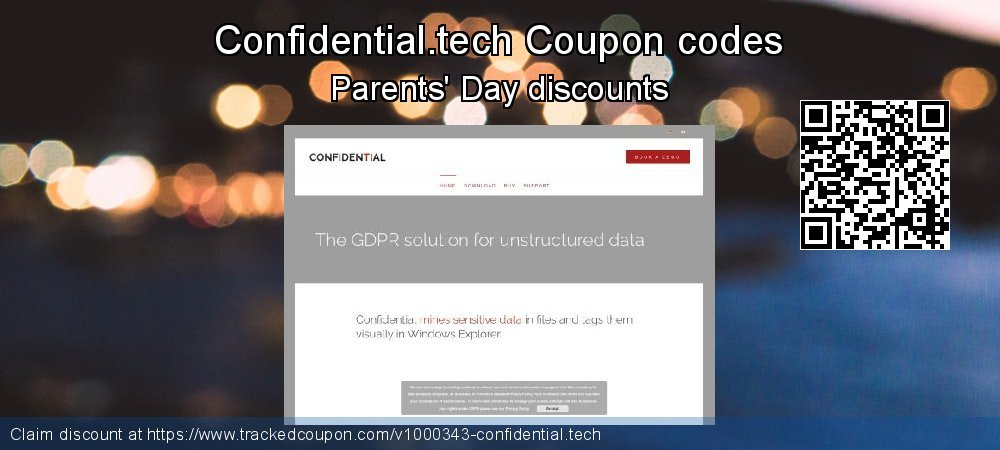 Confidential.tech Coupon discount, offer to 2021