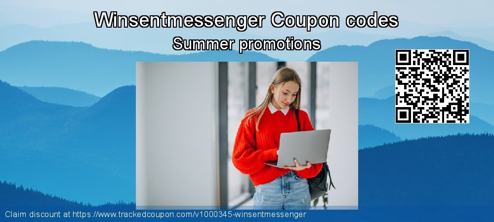 Winsentmessenger Coupon discount, offer to 2020 April Fool's Day