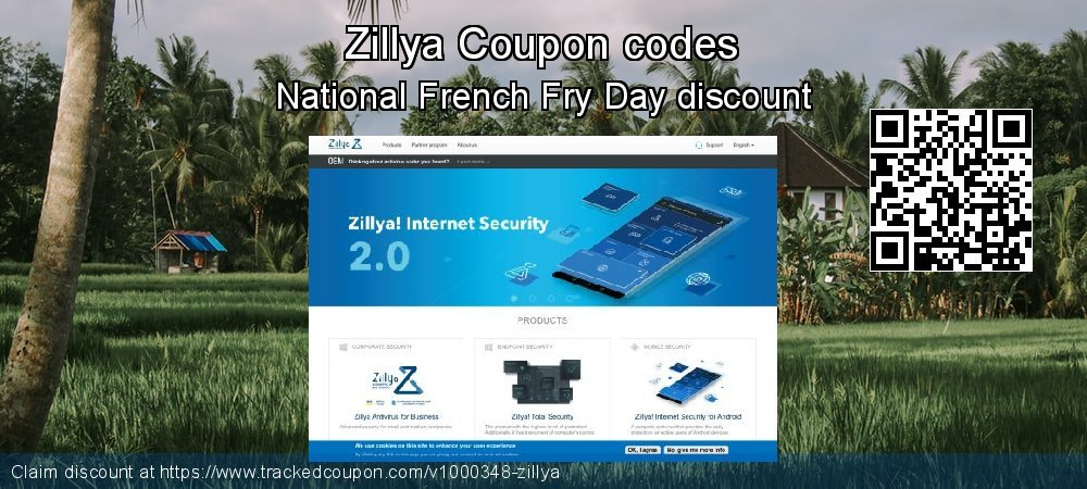 Zillya Coupon discount, offer to 2020