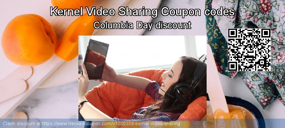 Kernel Video Sharing Coupon discount, offer to 2019 New Year's eve