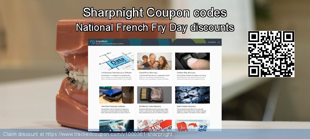 Sharpnight Coupon discount, offer to 2020 New Year's Day