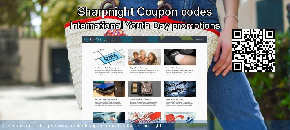Sharpnight Coupon discount, offer to 2021