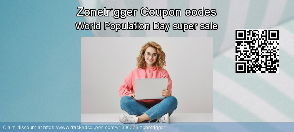 Zonetrigger Coupon discount, offer to 2019 Xmas Day