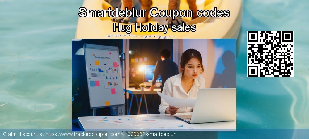 Smartdeblur Coupon discount, offer to 2019 College Student deals