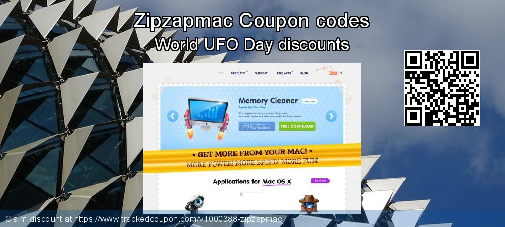 Zipzapmac Coupon discount, offer to 2020 New Year