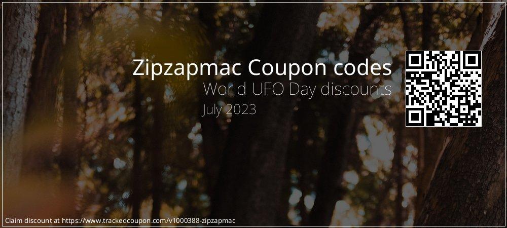 Zipzapmac Coupon discount, offer to 2020