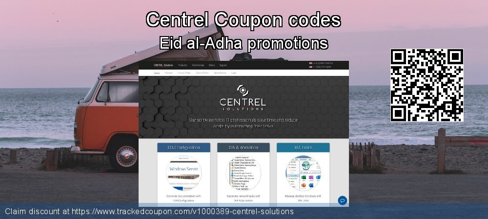 Centrel Coupon discount, offer to 2019 Back to School promotion