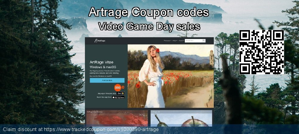 Artrage Coupon discount, offer to 2019 End of Year