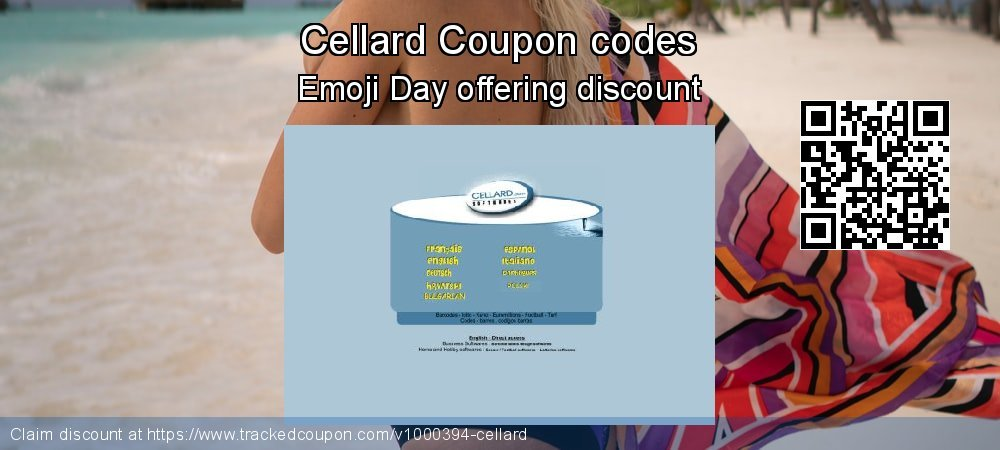 Cellard Coupon discount, offer to 2019 Xmas Day