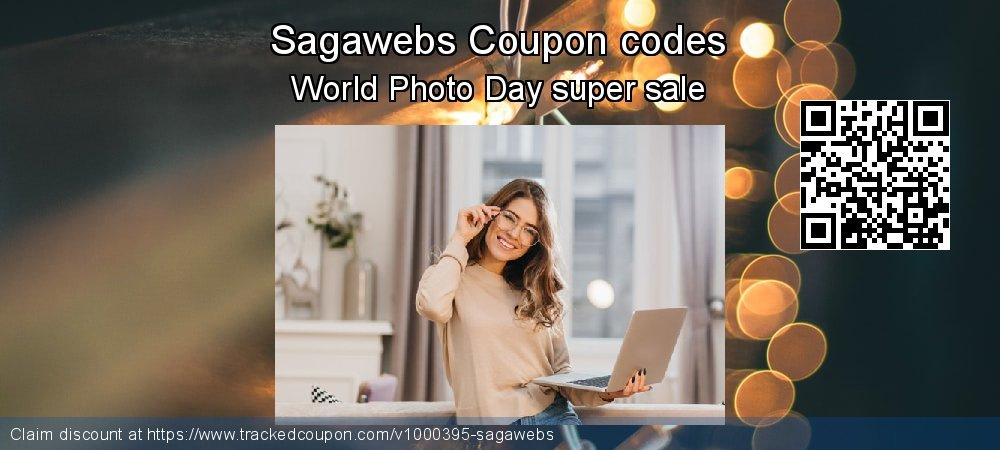 Sagawebs Coupon discount, offer to 2021