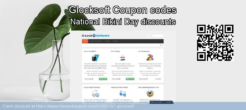 Glocksoft Coupon discount, offer to 2019 Black Friday