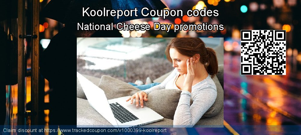Koolreport Coupon discount, offer to 2021