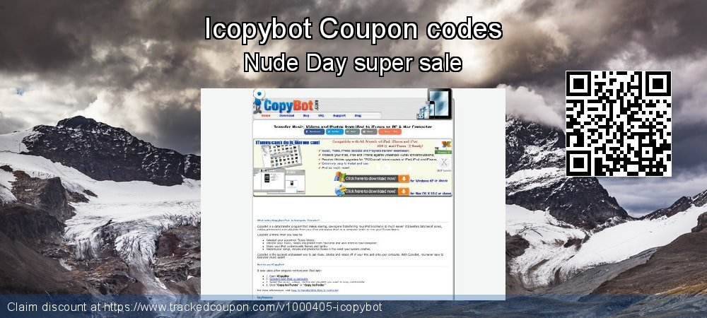 Icopybot Coupon discount, offer to 2020 Happy New Year