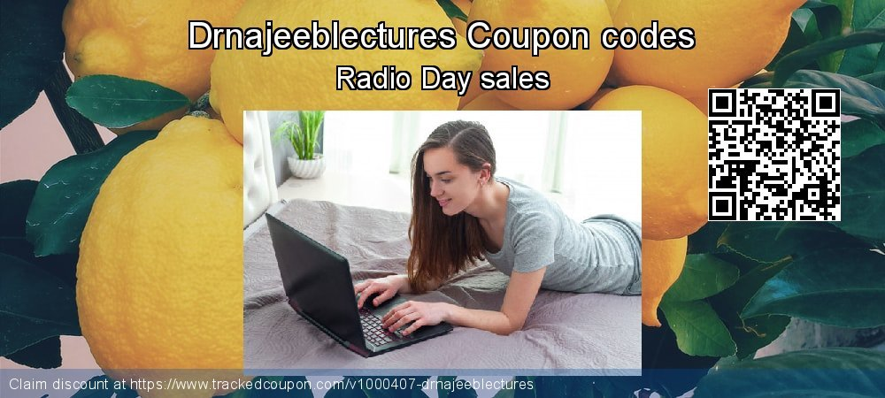 Drnajeeblectures Coupon discount, offer to 2020 Lunar New Year
