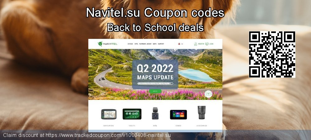 Navitel.su Coupon discount, offer to 2019 Christmas & New Year