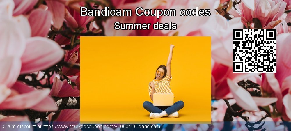 Bandicam Coupon discount, offer to 2021