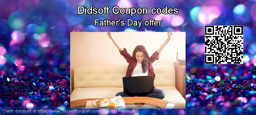 Didsoft Coupon discount, offer to 2019 New Year's eve