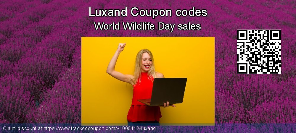 Luxand Coupon discount, offer to 2020 Lunar New Year