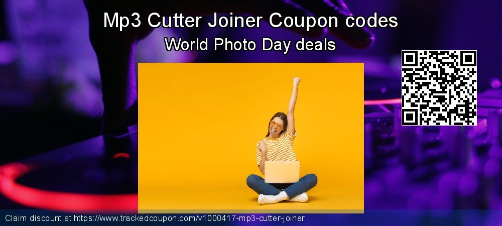 Mp3 Cutter Joiner Coupon discount, offer to 2020