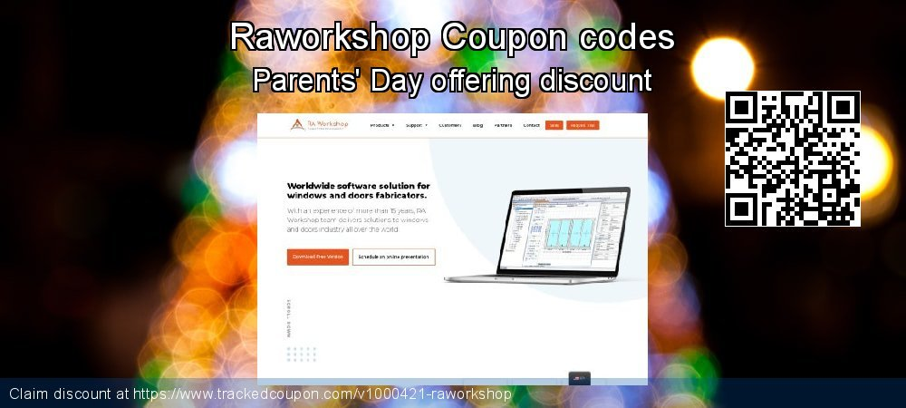 Raworkshop Coupon discount, offer to 2020